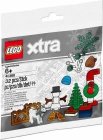LEGO Xtra - Weihnachtszubehör (40368)