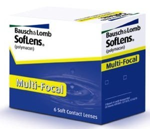 Bausch&Lomb SofLens Multi-Focal, 6-pack