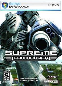 Supreme Commander (deutsch) (PC)