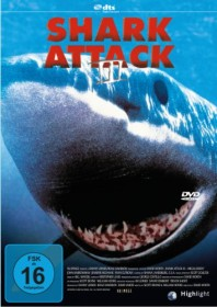 Shark Attack 3 (DVD)