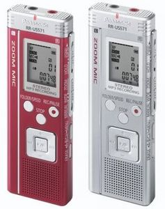 Panasonic RR-US571 digital voice recorder