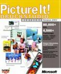 Microsoft Picture It 2001 Fotostudio - Premium (PC) (E12-00006)