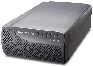 Adaptec Snap Server 210 1TB, 1x Gb LAN (5325301981)