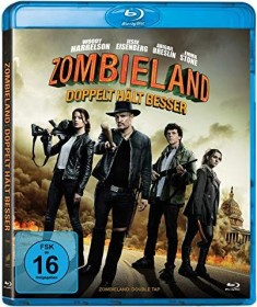 Zombieland 2: Doppelt hält besser (Blu-ray)