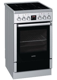 Gorenje EC57320AX ceramic electric cooker