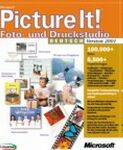 Microsoft: Picture It 2002 Premium (englisch) (PC) (E12-00042)