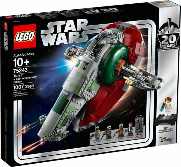 LEGO Star Wars Episoden I-VI - Slave I 20 Jahre LEGO Star Wars (75243)