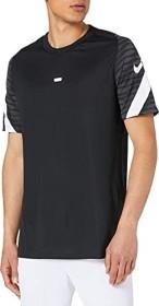 Nike Dri-FIT Strike Shirt kurzarm schwarz/weiß (Herren) (CW5843-010)