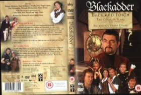 The Black Adder - Back and Forth (DVD) (UK)