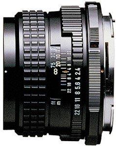 Pentax smc 67 105mm 2.4 schwarz (29029)