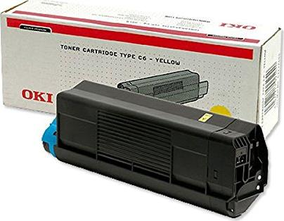 OKI Toner 42804513 gelb -- via Amazon Partnerprogramm