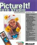 Microsoft: Picture It 2001 Fotostudio - Premium (englisch) (PC) (E12-00030)