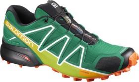 Salomon Speedcross 4 ultramarine green/black/scarlet ibi (Herren) (400761)