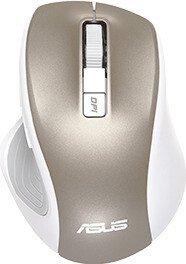 ASUS MW202 Silent wireless, Mud Grey, USB (90XB066N-BMU010)