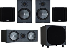 Monitor Audio Bronze 100 6G weiß, Paar