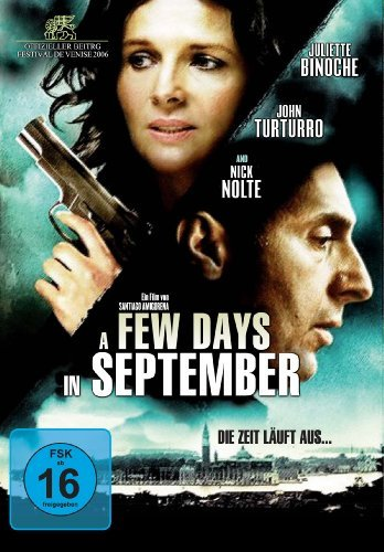 A Few Day's In September -- via Amazon Partnerprogramm