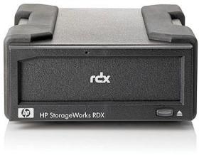 HP StorageWorks RDX500, 500GB, USB 3.0 (B7B66A)
