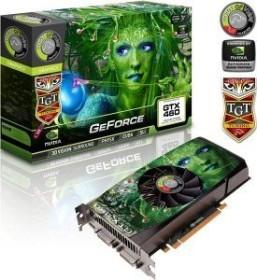 Point of View GeForce GTX 460 TGT Beast, 768MB GDDR5, 2x DVI, Mini HDMI (TGT-460-A2-768-BST)