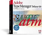 Adobe: Type Manager Deluxe 4.6 (MAC)