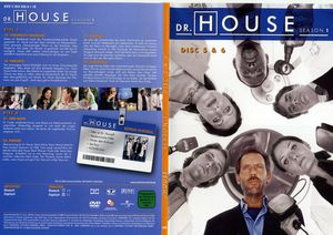 Dr. House Season 1 -- © bepixelung.org
