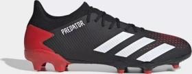 adidas Predator 20.3 FG core black/cloud white/active red (Herren) (EE9556)