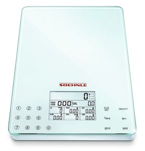 Soehnle Food Control Easy electronic kitchen scale (66130)