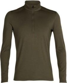 Icebreaker Merino 200 Oasis Half Zip Shirt langarm loden (Herren) (104367-069)