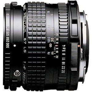 Pentax smc 67 165mm 4.0 LS schwarz (29301)