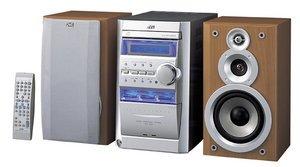 JVC UX-J50 Micro-HiFi-System
