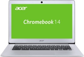 Acer Chromebook 14 CB3-431-C6H3 silber (NX.GC2EG.004)