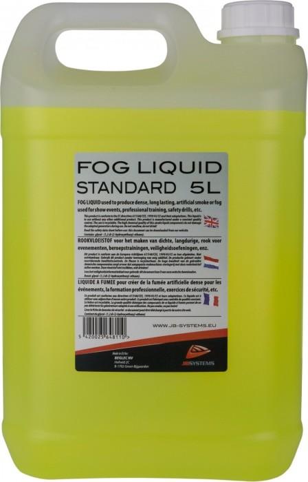 JB Systems Fog Liquid STD 5l (04811)