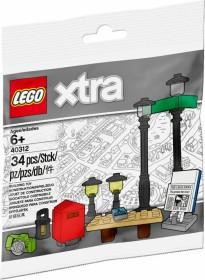 LEGO Xtra - Straßenlaternen (40312)