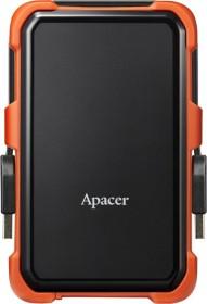 Apacer AC630 rot/schwarz 1TB, USB-A 3.0 (AP1TBAC630T-1)