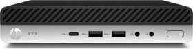 HP MP9 G4 POS-System, Core i3-8100T, 4GB RAM, 128GB SSD, WLAN, Windows 10 Pro (2VR40EA#ABD)