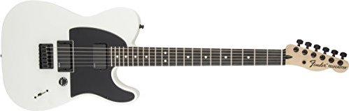 Fender Jim Root Telecaster EB FW Flat White