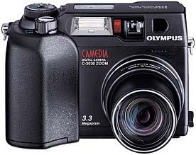 Olympus Camedia C-3030 zoom