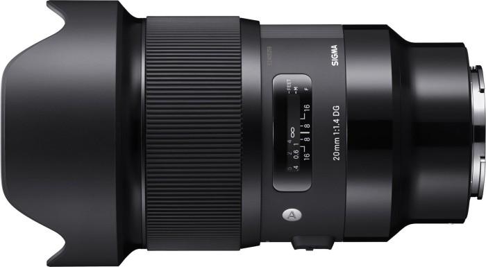 Sigma Art 20mm 1.4 DG HSM für Sony E (412965)