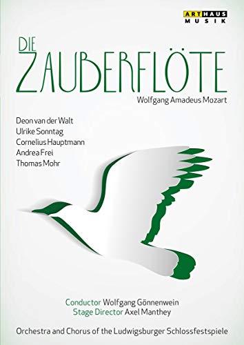 Wolfgang Amadeus Mozart - Die Zauberflöte -- via Amazon Partnerprogramm