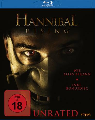 Hannibal Rising (Blu-ray) -- via Amazon Partnerprogramm
