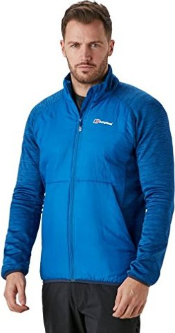 beauty discount shop great prices Berghaus Gemini hybrid Jacket blue (men) (422153BE4) from £ 75.23
