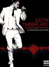 Justin Timberlake - FutureSex: The LoveShow from Madsion Square Garden (DVD)