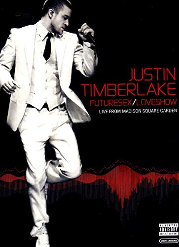 Justin Timberlake - FutureSex: The LoveShow from Madsion Square Garden -- via Amazon Partnerprogramm