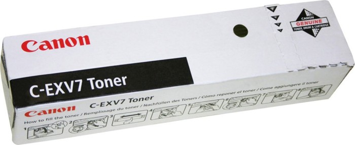 Canon C-EXV7 toner czarny (7814A002) -- via Amazon Partnerprogramm