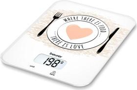 Beurer KS 19 Love Elektronische Küchenwaage