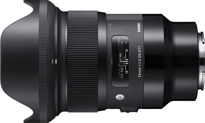 Sigma Art 24mm 1.4 DG HSM für Sony E (401965)