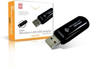 Canyon CNP-WF518N3, USB 2.0