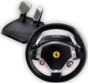 Thrustmaster Ferrari F430 Force feedback Racing Wheel, USB (PC) (2960714)