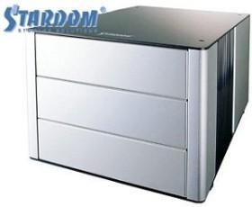 """RaidSonic Stardom U7-2-WBC, 5.25"""", USB-A 2.0/FireWire 800 (80353)"""