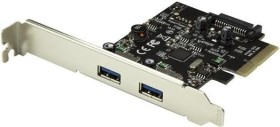 StarTech PEXUSB312A2, 2x USB-A 3.1, PCIe 3.0 x4