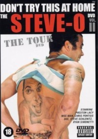 Steve-O - Don't Try This at Home 2: The Tour